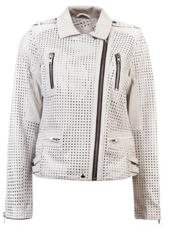 Iro Caelie Jacket in blanc