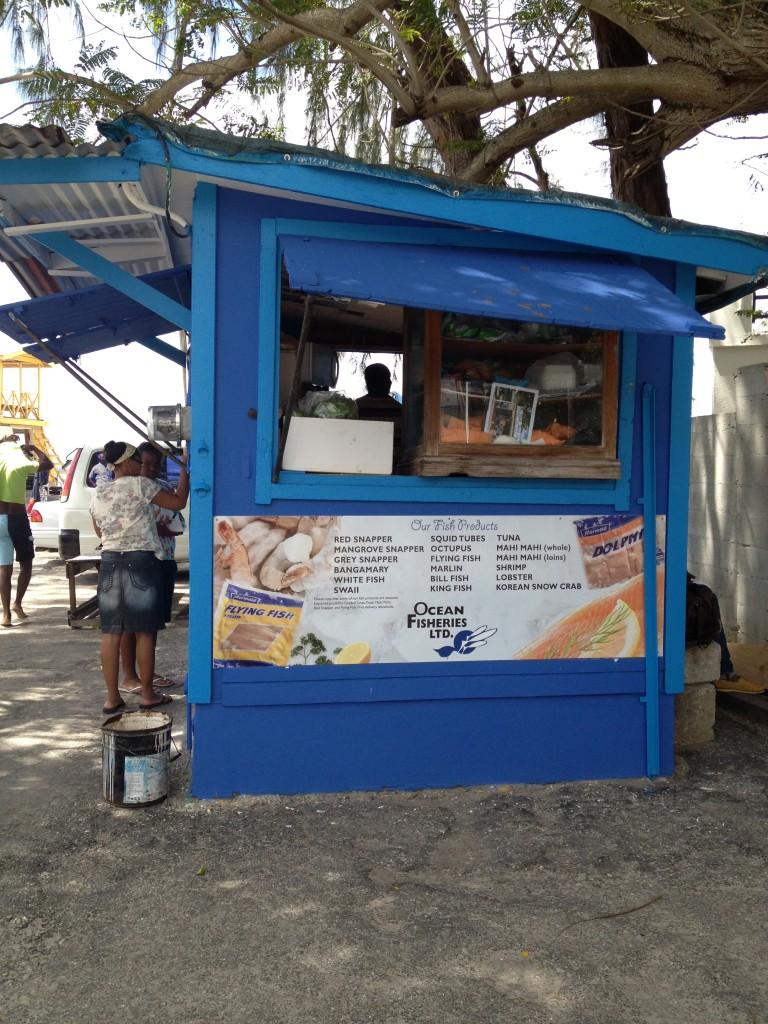 Bajan Fish Shack