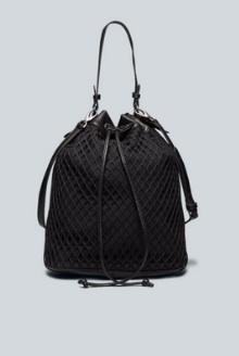 Charlotte Ronson Marine Duffel Bag