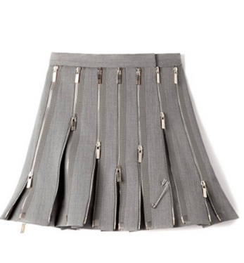 Thom Brown Zippered Kilt, $3,820