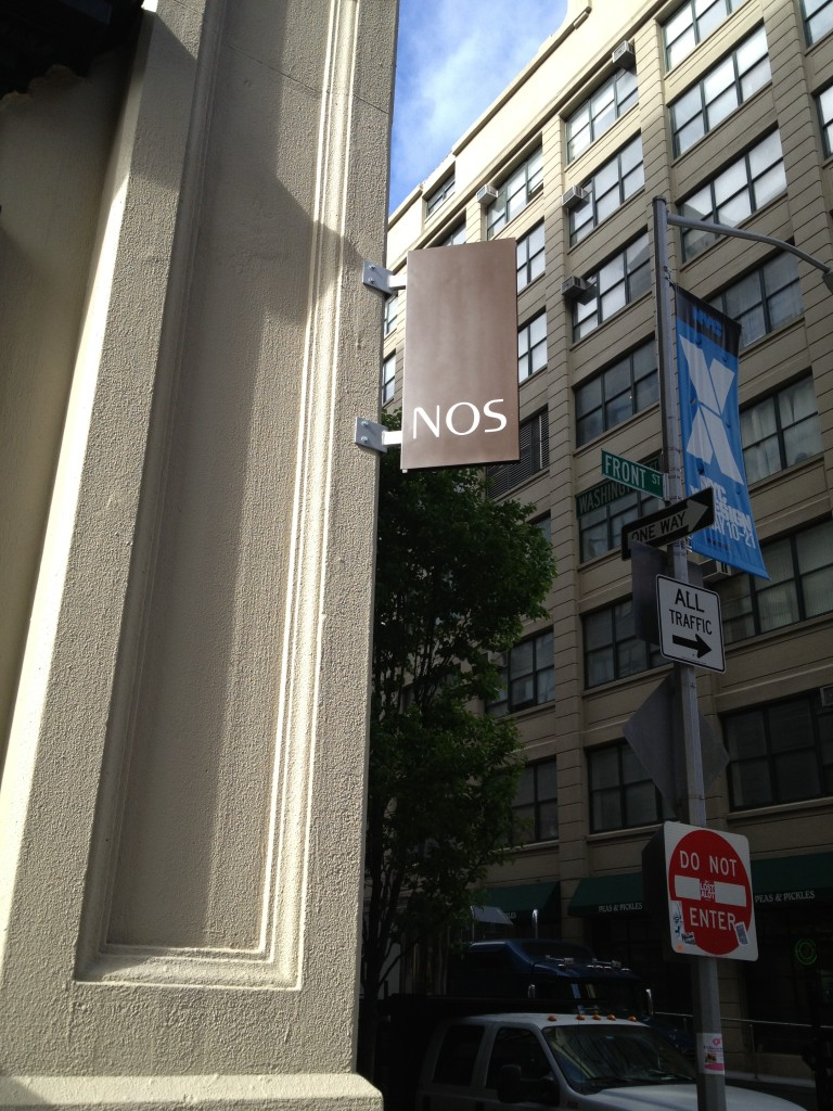 NOS Boutique in Dumbo, Brooklyn